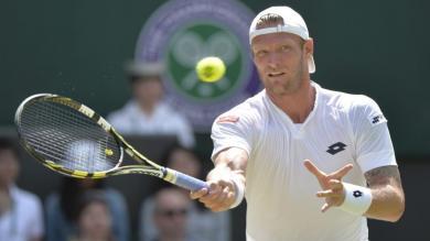 Wimbledon: Roger Federer venció a Groth y se enfrentará a Bautista en octavos