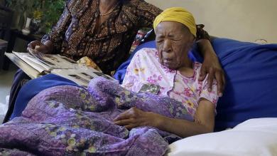 Nueva York: Ella cumplió 116 años y ahora es la persona más longeva del mundo