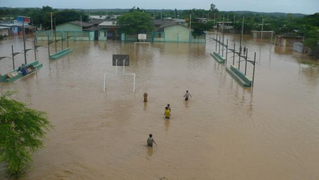 DAÑOS. Lluvias y ríos causaron estragos en 1997 y 1998. (Perú21)