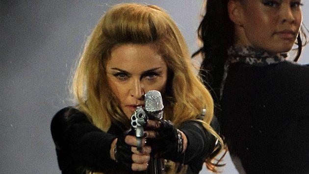 Privacidad del entorno de Madonna se vio violado. (Reuters)