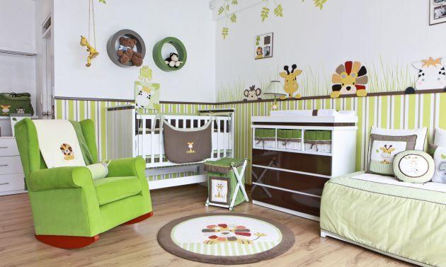 C mo decorar la habitaci n de tu beb vida21 peru21 - Como decorar una habitacion de bebe ...