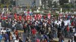 CGTP marchó para exigir que se aumente el sueldo mínimo vital [Fotos] - Noticias de carmela sifuentes
