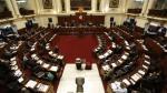 Congreso de la República: Plantean que parlamentarios se elijan en segunda vuelta - Noticias de rolando ames