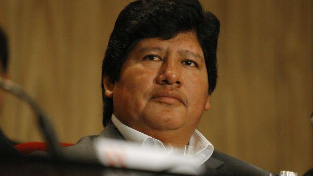En la mira. Acusa a gestión de Edwin Oviedo de no justificar gastos de dinero de la FPF. (Andrés Valle/USI)