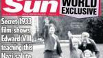Gran Bretaña: Publican fotos de reina Isabel II de hace 80 años haciendo el saludo nazi - Noticias de familia graham