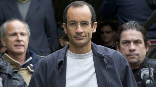 Denuncian a Marcelo Odebrecht por los delitos de corrupción en caso Petrobras. (EFE)