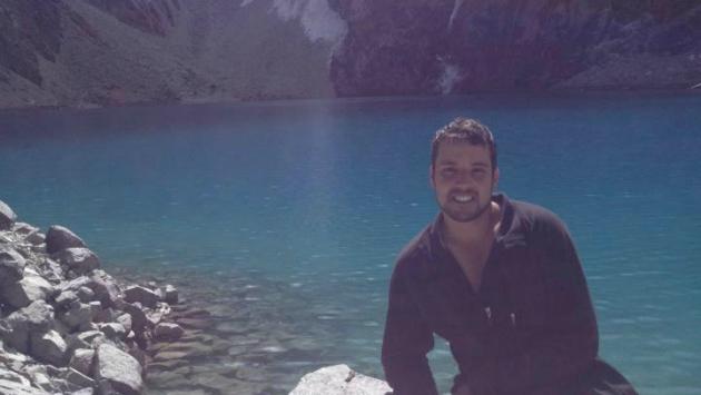 Cadáver de Aviv Bromberg se encuentra actualmente en Lima. (Facebook)