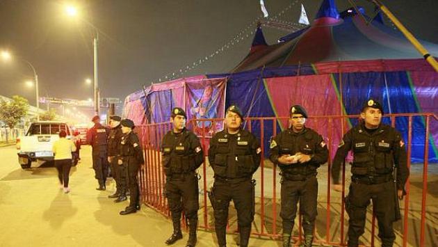 Circo de la Paisana Jacinta: 'Yuca' entre los heridos' tras ataque con granada