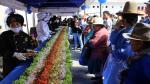 Áncash: Preparan el ceviche de chocho más grande de la región - Noticias de tarwi