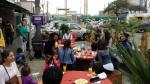 """""""Ocupa Tu Calle"""": La iniciativa en Lima que transforma áreas abandonadas en pequeños parques - Noticias de san borja"""