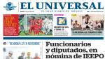 Diario El Universal de México.