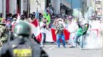 Tía María: Pedirán captura de 80 antimineros por perpetrar actos de violencia - Noticias de enrique blanco ridoutt