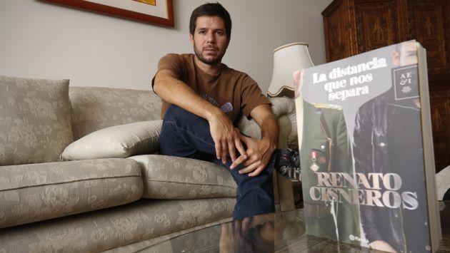 Renato Cisneros Sobre Su Nueva Obra: 'Hubo Páginas Que Yo