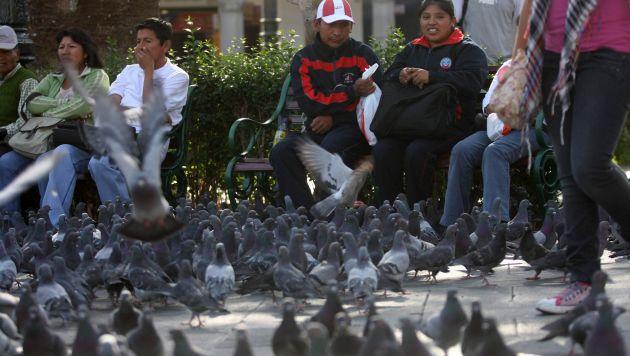 Adoptan medida ante quejas de vecinos de San Miguel. (Heiner Aparicio)