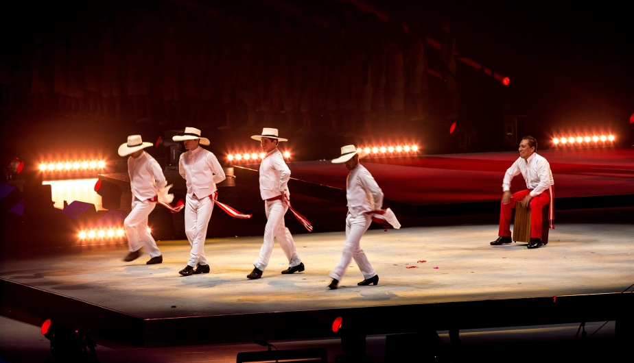 Juegos Panamericanos: Lima recibió la posta para la edición de 2019 [Fotos y Video]
