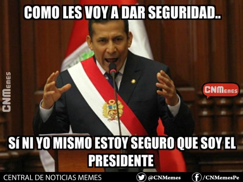 Discurso de 28: Cibernautas se burlan de Ollanta Humala con estos memes. (CNMemes)