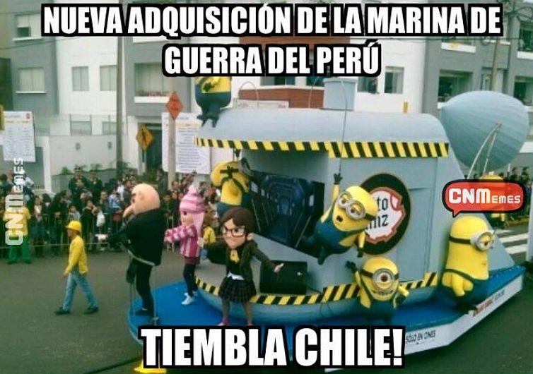 Parada Militar: Los memes que celebran el desfile de hoy por Fiestas Patrias. (CNmemes)