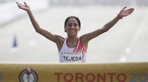 Gladys Tejeda mantendrá su medalla de oro y COP la respalda ante acusación por doping