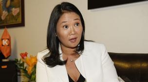 """Keiko Fujimori: """"Las expectativas en este gobierno fueron muy altas y no han sido cumplidas"""""""