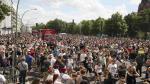 Alemania: Miles de jóvenes se unen a fiesta de música electrónica del 'Tren del amor' - Noticias de fiestas semaforo