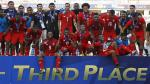 Panamá derrotó en penales a EEUU y obtuvo el tercer puesto de la Copa Oro - Noticias de aron johannson