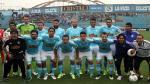 Sporting Cristal venció 2-0 a San Martín por el Torneo Apertura 2015. (Club Sporting Cristal)