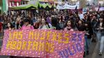 Actualmente, se tramita un proyecto que despenaliza el aborto en tres casos específicos. (EFE)