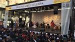Argentina: Peruanos celebran Fiestas Patrias al ritmo de música nacional [Fotos]