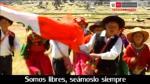 YouTube: Así se escucha el Himno Nacional del Perú en aymara [Video] - Noticias de soprano peruana