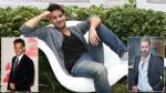 Andrés Wiese en la lista de los más bellos de Vanity Fair México - Noticias de michel gomez