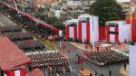Parada Militar: Con gran emoción se llevó a cabo el desfile patrio [Fotos]