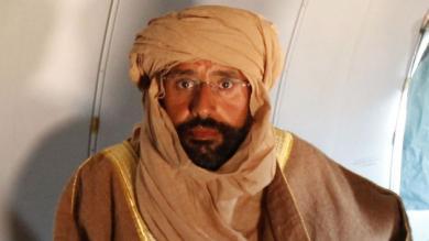 Saif al Islam, Muamar al Gadafi