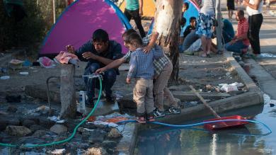 Grecia, Médicos Sin Fronteras