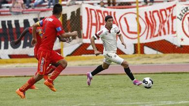 Universitario empató 0-0 frente a Sport Huancayo y sigue siendo el colero