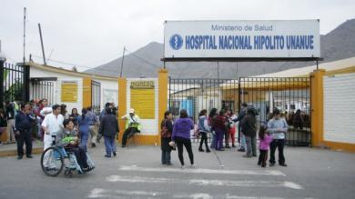 Hospital Hipólito Unanue