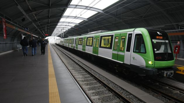 Gobierno planea construir un tren de cercanías entre Lima e Ica. (Imagen referencial/Archivo)