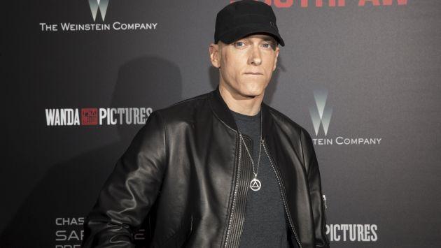 Eminem habló sobre la adicción a las drogas. (Reuters)