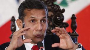 """Humala defiende sus cifras y responde a sus críticos: """"No le teman a la verdad"""""""