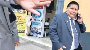 Quispe Pariona: CNM resolvería situación de consejero la próxima semana
