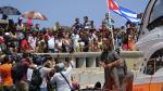 Navegante alemán bate récord en histórico viaje entre Estados Unidos y Cuba [Fotos] - Noticias de rosa nautica