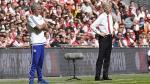 """José Mourinho: """"Un entrenador no tiene que dar la mano a otro si no quiere"""" - Noticias de community shield"""