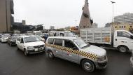 GTU inhabilitó a conductor de Taxi Green vinculado con asalto a joven que llegó de EEUU. (USI)