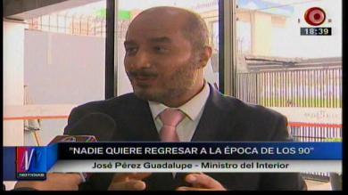 José Luis Pérez Guadalupe, Ley de geolocalización