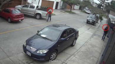 ¡Cuidado! Hampones en BMW negro acechan San Isidro, Surco, Miraflores y San Borja