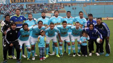 Sporting Cristal venció 1-0 a Sport Huancayo con gol número 100 de Carlos Lobatón