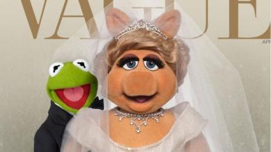 Muppets: Recordemos a la Rana René y Miss Piggy cuando todo era amor [Fotos]