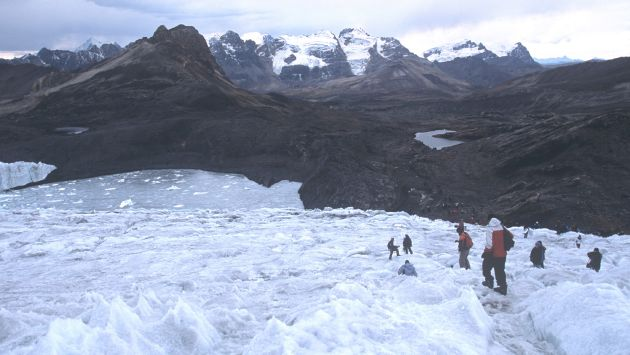 Encontraron cuerpos de montañistas ecuatorianos desaparecidos en el Huascarán. (Perú21)