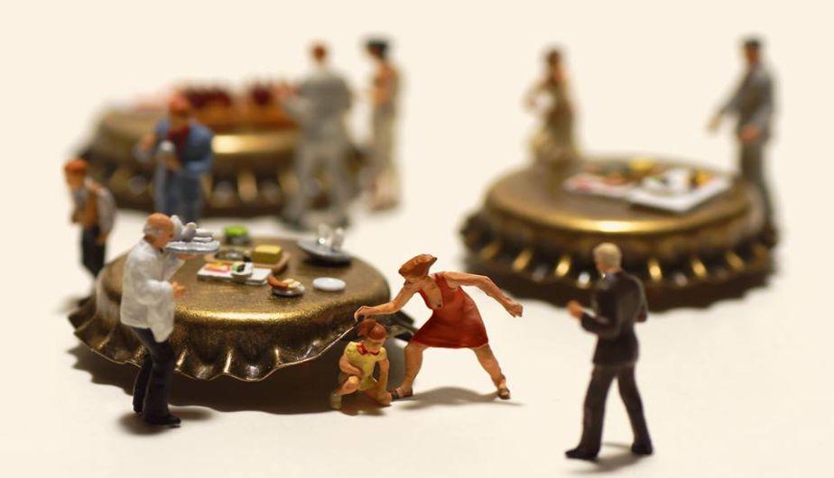 Mrida-Mxico Alberto Surez, creador de miniaturas