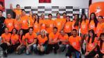 La farándula peruana se une para impulsar el deporte - Noticias de marina mora