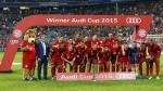 Bayern Munich venció al Real Madrid y se quedó con la Audi Cup - Noticias de robert rodriguez